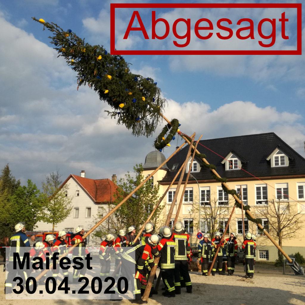 Absage Maifest 2020!
