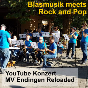 Virtuelles Youtube-Konzert